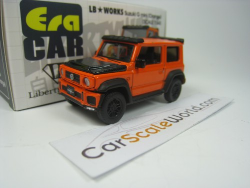 LB WORKS - LIBERTY WORK G MINI - SUZUKI JIMNY 1/64