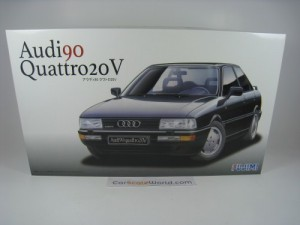 AUDI 90 QUATTRO 20V 1/24 FUJIMI (KIT ASSEMBLY)