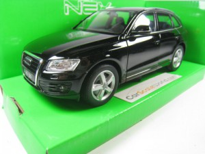AUDI Q5 1/24 WELLY (BLACK)