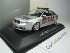 AUDI RS6 DTM SAFETY CAR 2003 1/43 MINICHAMPS