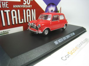 AUSTIN MINI COOPER S 1275 MK1 1967 THE ITALIAN JOB