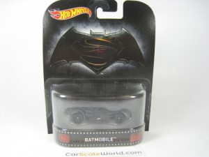 BATMOBILE BATMAN 1/64 HOTWHEELS
