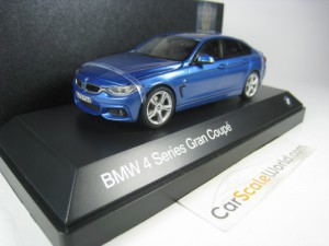 BMW 4 SERIES GRAN COUPE - 435i 1/43 iSCALE (ESTORI