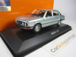 BMW 520 - 5 SERIES E12 1974 1/43 MAXICHAMPS (LIGHT