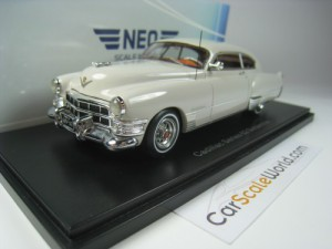 CADILLAC SERIES 62 CLUB COUPE SEDANETTE 1949 1/43