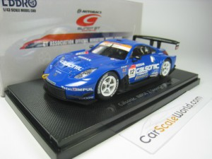 CALSONIC IMPUL NISSAN Z SUPER GT SERIES 2006 #12 1