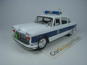 CHECKER MARATHON NEW HAMPSHIRE POLICE USA 1/43 IXO