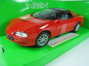 CHEVROLET CAMARO SS 2002 1/24 WELLY (RED)