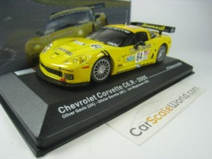 CHEVROLET CORVETTE C6 R #64 24H LEMANS 2005 1/43 I