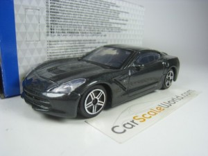 CHEVROLET CORVETTE STINGRAY C7 2014 1/43 BBURAGO (