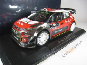 CITROEN C3 WRC 2017 OFFICIAL PRESENTATION VERSION