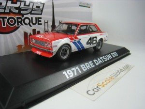 DATSUN 510 #46  BRE (BROCK RACING ENTERPRISES) 1/4