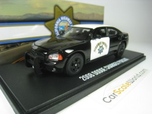 DODGE CHARGER PURSUIT 2008 CALIFORNIA HIGHWAY PATR