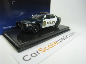 DODGE CHARGER POLICE USA 1/87 RICKO