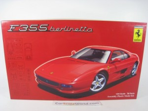 FERRARI F355 BERLINETTA 1/24 FUJIMI (KIT ASSEMBLY)