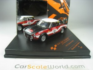 FIAT 124 ABARTH 1973 SAN REMO RALLY M. VERINI 1/43