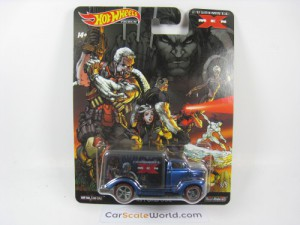 FORD COE 49 ULTIMATE X-MEN HOTWHEELS (3/5)