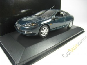 FORD COUGAR 1998 1/43 MINICHAMPS (GREEN)