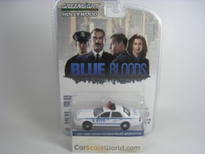 FORD CROWN VICTORIA POLICE INTERCEPTOR 2001 NYPD B