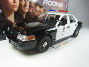 FORD CROWN VICTORIA POLICE INTERCEPTOR 2008