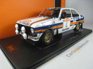 FORD ESCORT MKII RS 1800 #4 RALLY SAN REMO 1980 A.