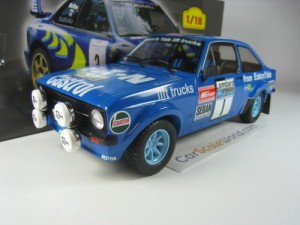 FORD ESCORT RS 1800 MKII H. MIKKOLA 1979 RAC RALLY