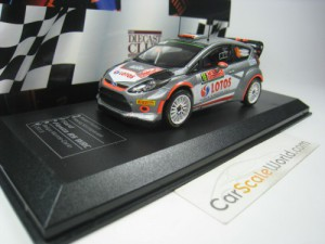 FORD FIESTA RS WRC #16 RALLY MONTE CARLO 2015 R. K