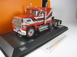FORD LTL-9000 1978 1/43 IXO (RED)