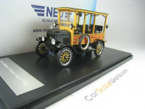 FORD MODEL T DEPOT HACK WOODY 1925 1/43 NEO (BLACK