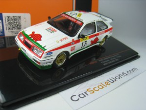 FORD SIERRA RS COSWORTH WTCC 1987 24H SPA #17 A. S