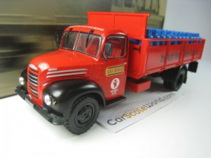 FORD THAMES THE NORTH WEST GAS SERVICE 1/43 IXO AL
