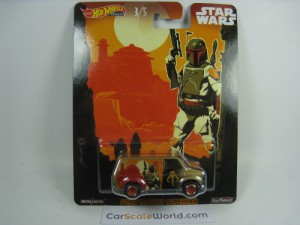 FORD TRANSIT SUPERVAN STAR WARS HOTWHEELS (3/5)