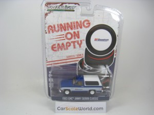 Running on Empty Serie 9