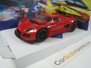 GUMPERT APOLLO 1/43 SOLIDO (RED)