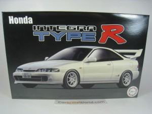 HONDA INTEGRA TYPE R DC2 1/24 FUJIMI (KIT ASSEMBLY