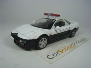 HONDA NSX JAPAN POLICE 1/43 IXO DEAGOSTINI (WITH B