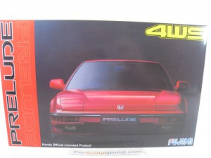 HONDA PRELUDE 4WS 2.0 Si 1/24 FUJIMI (KIT ASSEMBLY