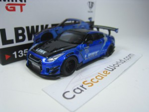 LB WORKS NISSAN GT-R R35 LB WORKS LIVERY 2.0 (LHD)