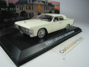 LINCOLN CONTINENTAL 1965 1/43 GREENLIGHT (WIMBLEDO