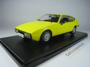 MATRA SIMCA BAGHEERA 1974 1/24 IXO SALVAT (YELLOW)