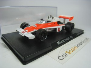MCLAREN FORD M23 1976 JAMES HUNT 1/43 RBA