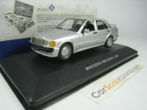 MERCEDES BENZ 190E 2.3 16 (W201) 1984 1/43 SOLIDO