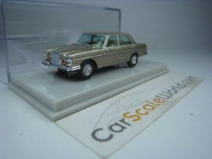 MERCEDES BENZ 280 SE 4.5 W108 US VERSION 1/87 BREK