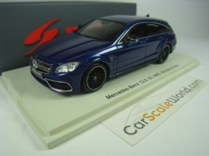 Mercedes Benz Cls 63 Amg Shooting Brake 1/43 Spark