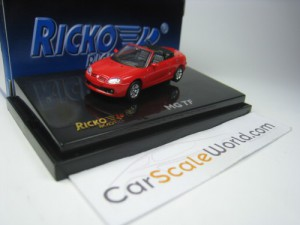 MG TF 1/87 RICKO (RED)