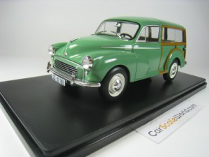 MORRIS MINOR 1000 TRAVELLER 1958 1/24 IXO SALVAT (