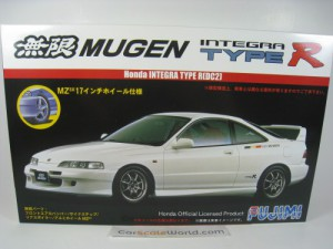 MUGEN HONDA INTEGRA TYPE R DC2 1/24 FUJIMI (KIT AS