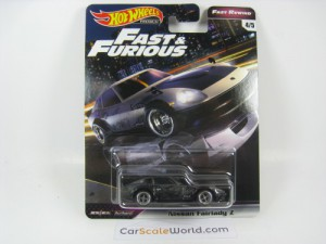 NISSAN FAIRLADY Z FAST AND FURIOUS FAST REWIND HOT