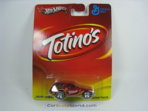 PACKIN AMC PACER 77 TOTINO´S GENERAL MILLS HOTWHEE
