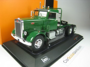 PETERBILT 281 1955 1/43 IXO (GREEN)